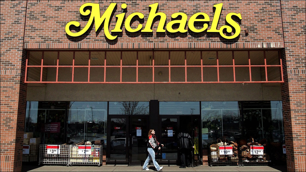 Michaels to close 94 aaron brothers stores for Michaels craft store close to me