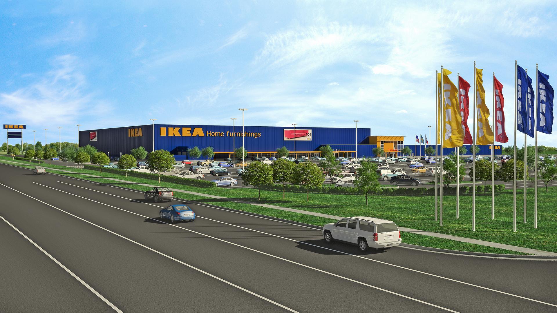 Ikea grand prairie to open its doors in december for Ikea i 10 houston tx