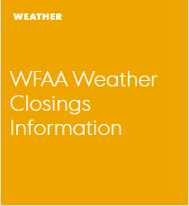 WFAA Weather Closings Information