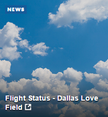 Flight Status - Dallas Love Field