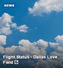 Flight Status - Dallas Love Field