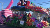 Photos: Mardi Gras Oak Cliff parade