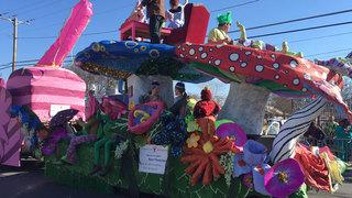 Photos: Mardi Gras Oak Cliff parade