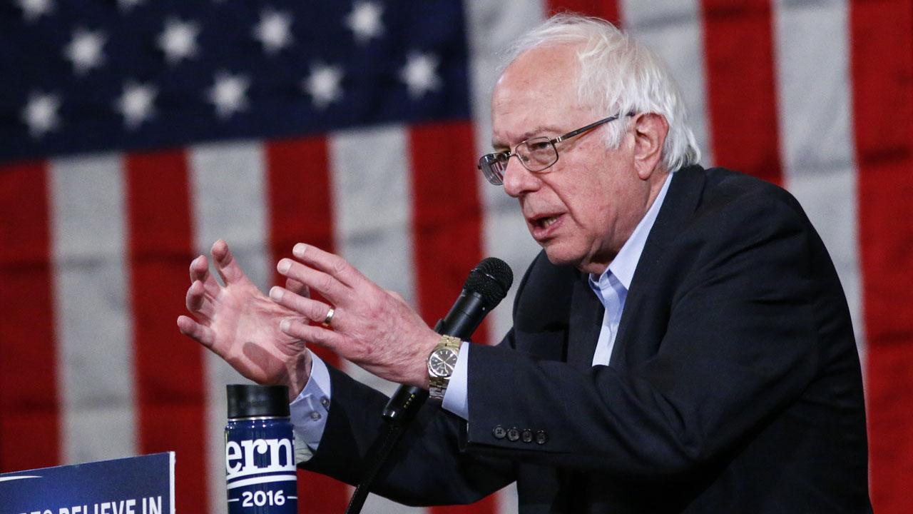 Bernie Sanders wins Wyoming caucus