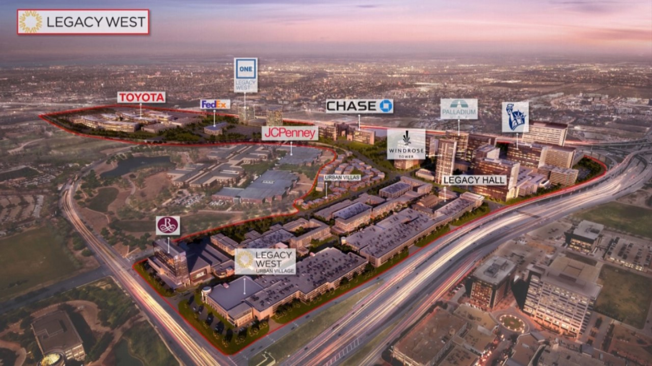 Take A Look Inside Plano S Legacy West Development Wfaa Com
