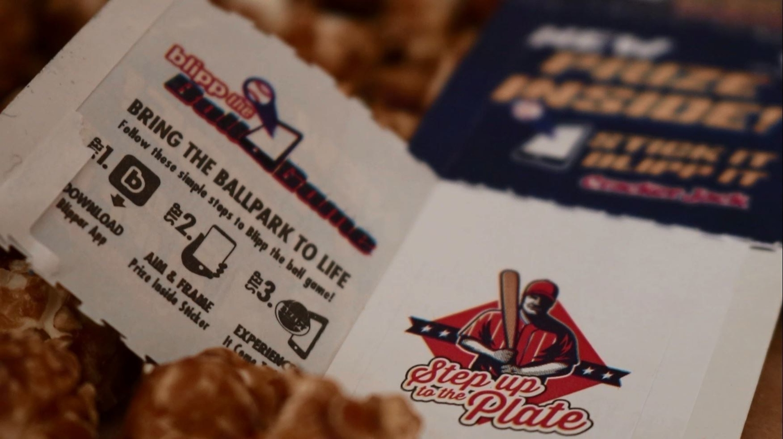 cracker jack Baseball season is in full swing, and these sweet treats are a nod to the quintessential stadium treat: cracker jack the cupcakes are unbelievably simple to assemble and are sure to impress party guests or any little sluggers you have at home.