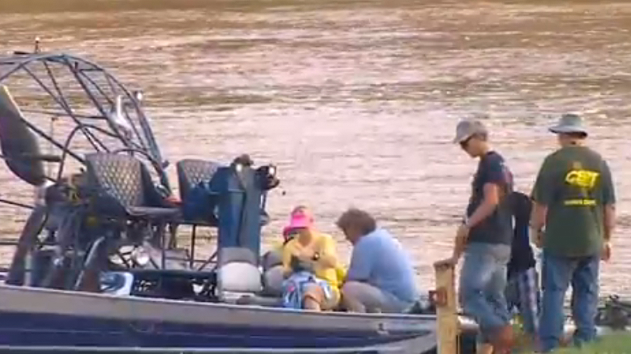 Extensive search in rising Brazos River unsuccessful to locate missing boy | WFAA.com