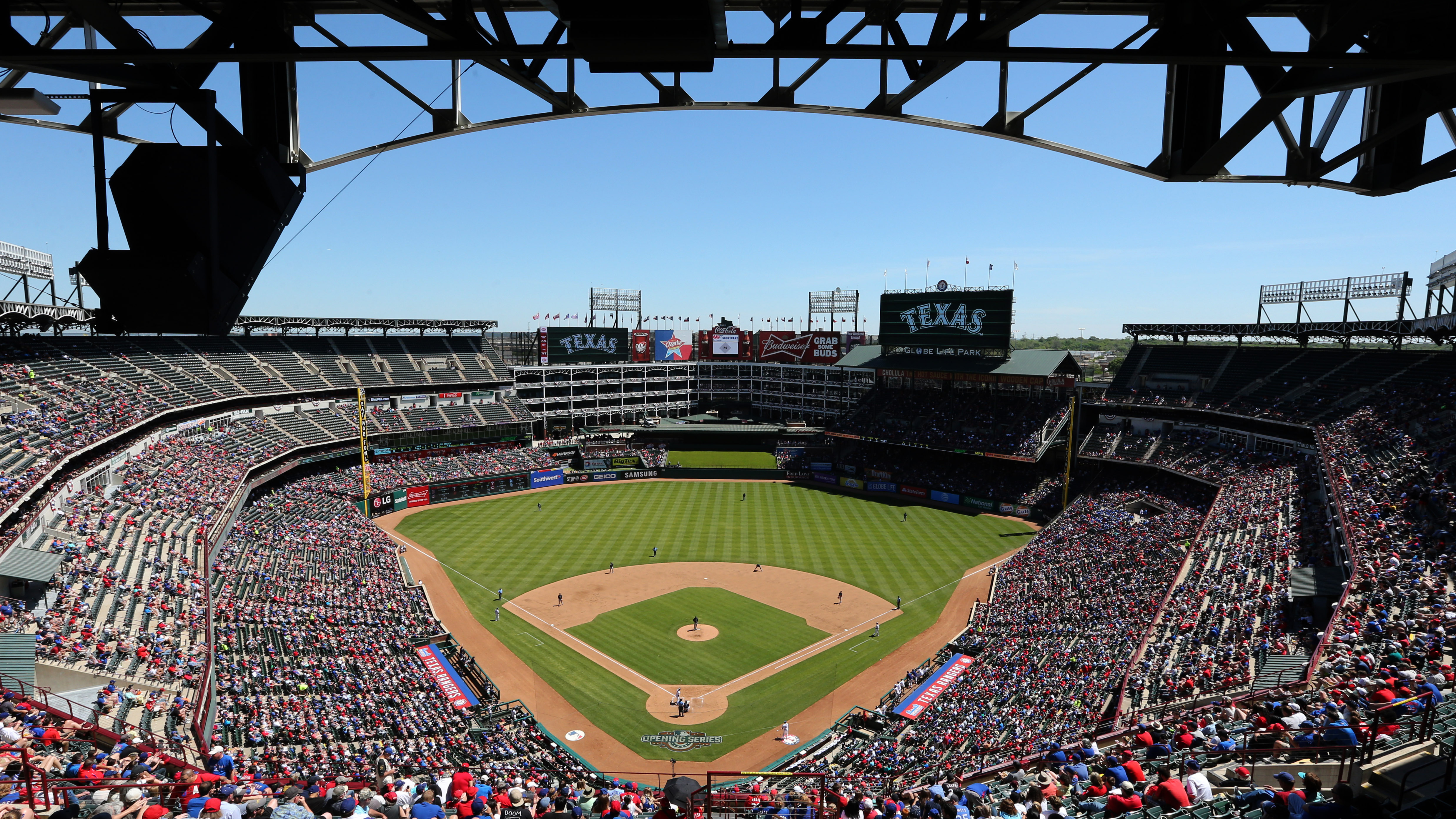 Rangers, Arlington pledge not to bulldoze Globe Life Park ...