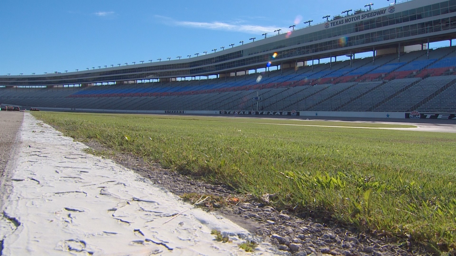Texas Motor Speedway Considers Football Once Again
