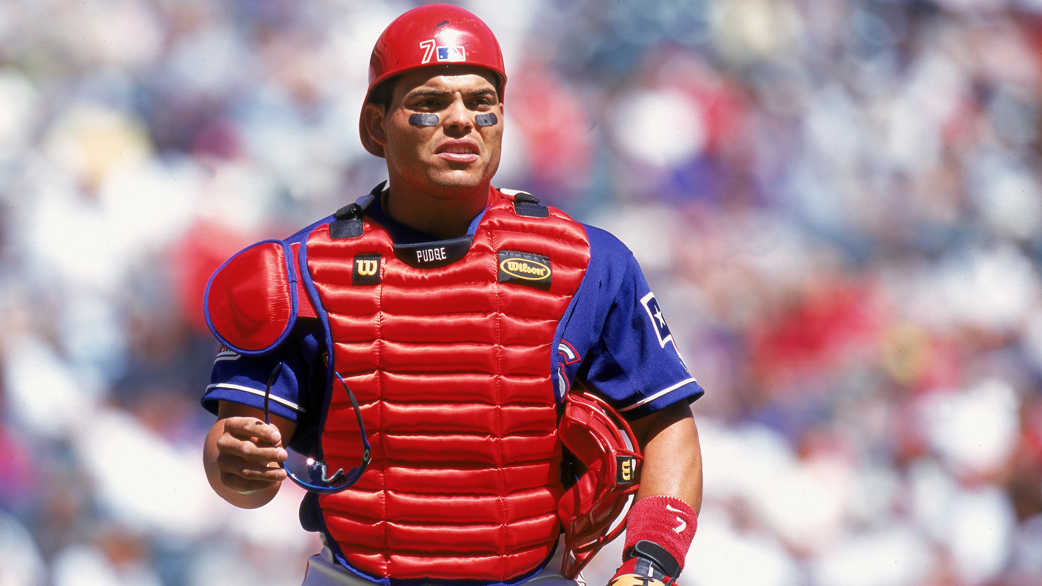 Ivan Rodriguez inducted into MLB Hall of Fame on first ballot