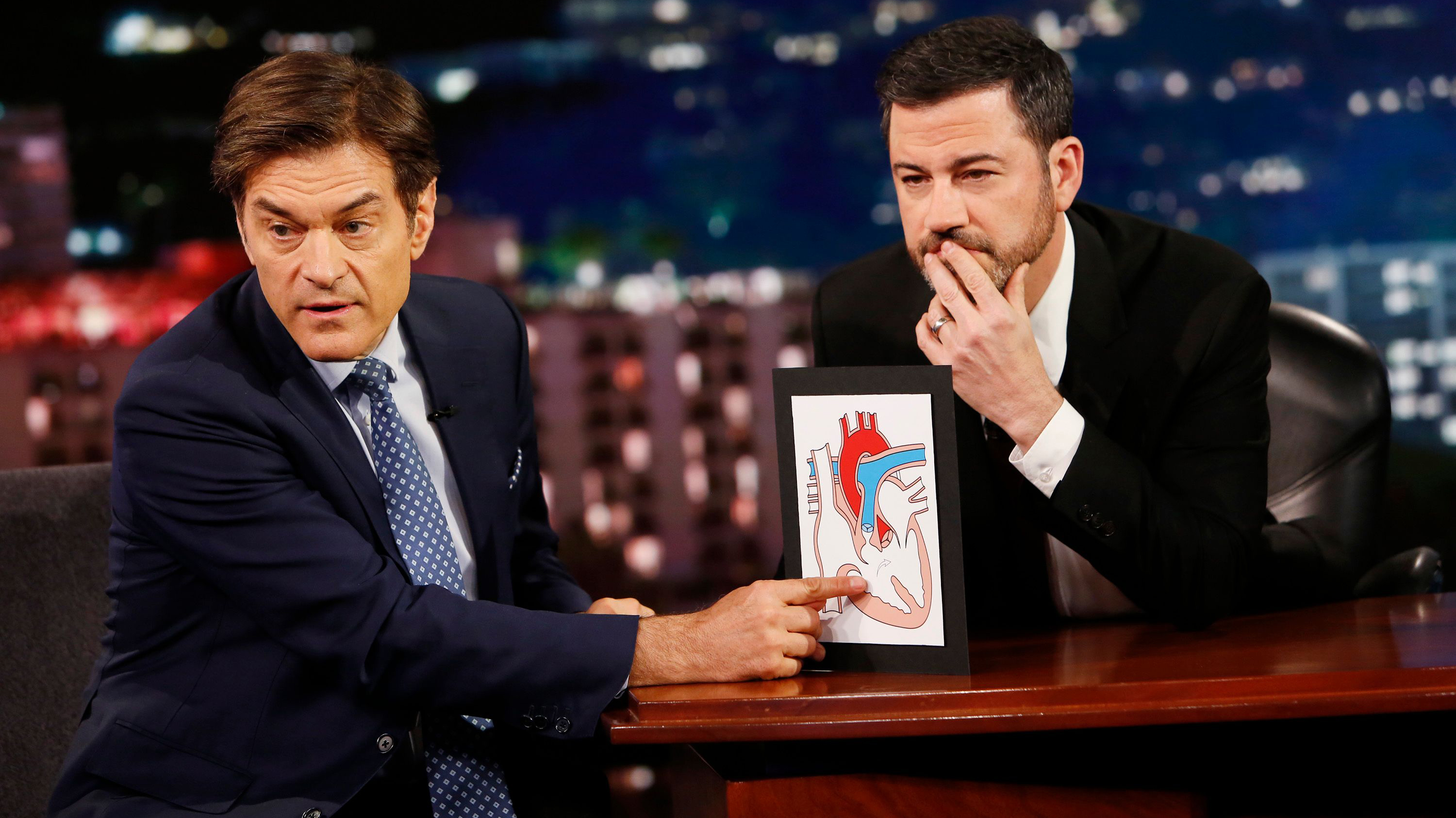 Jimmy Kimmel S Son What Is Tetralogy Of Fallot Wfaa Com