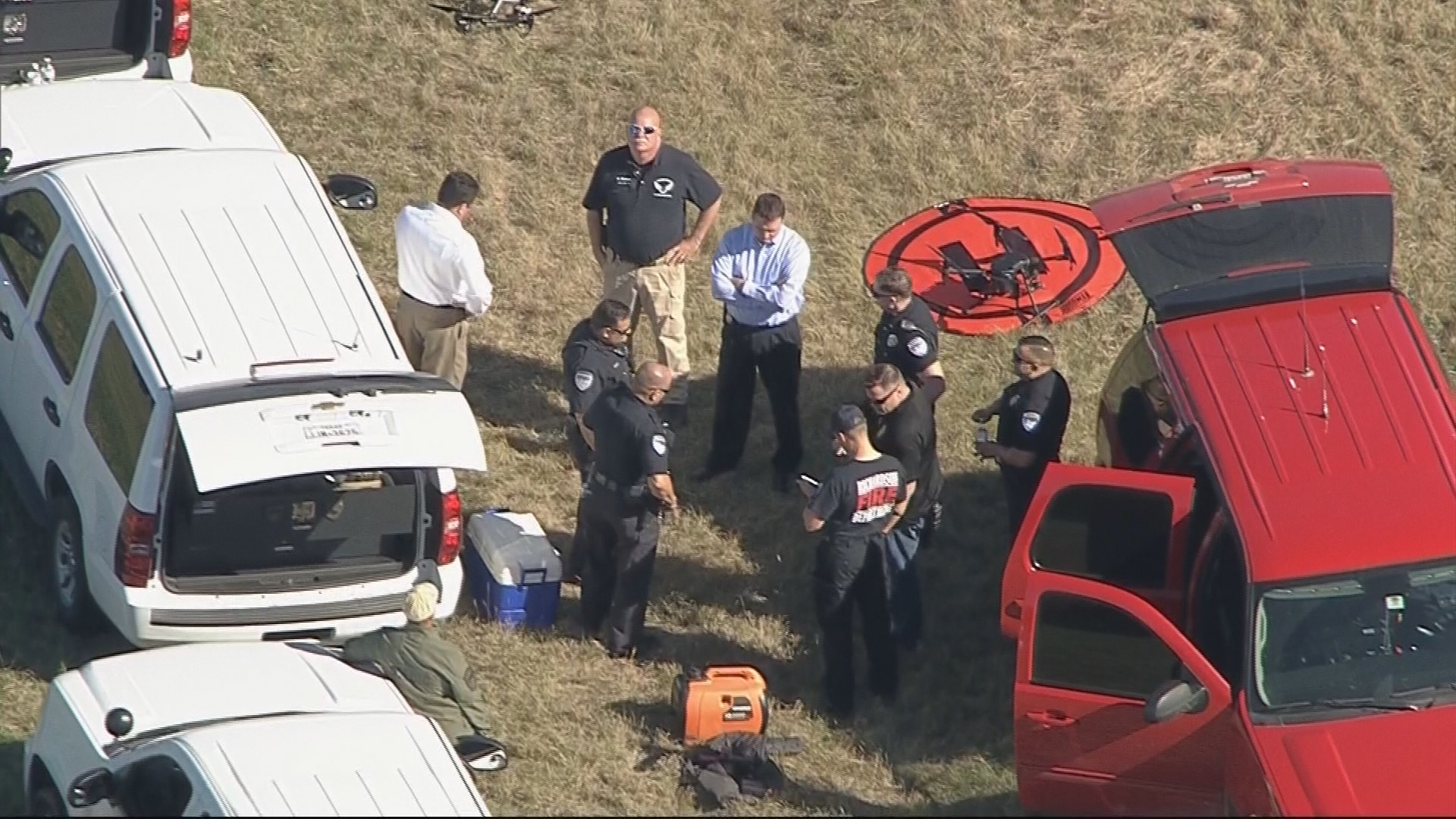 Medical examiner confirms child's body found was Sherin ...