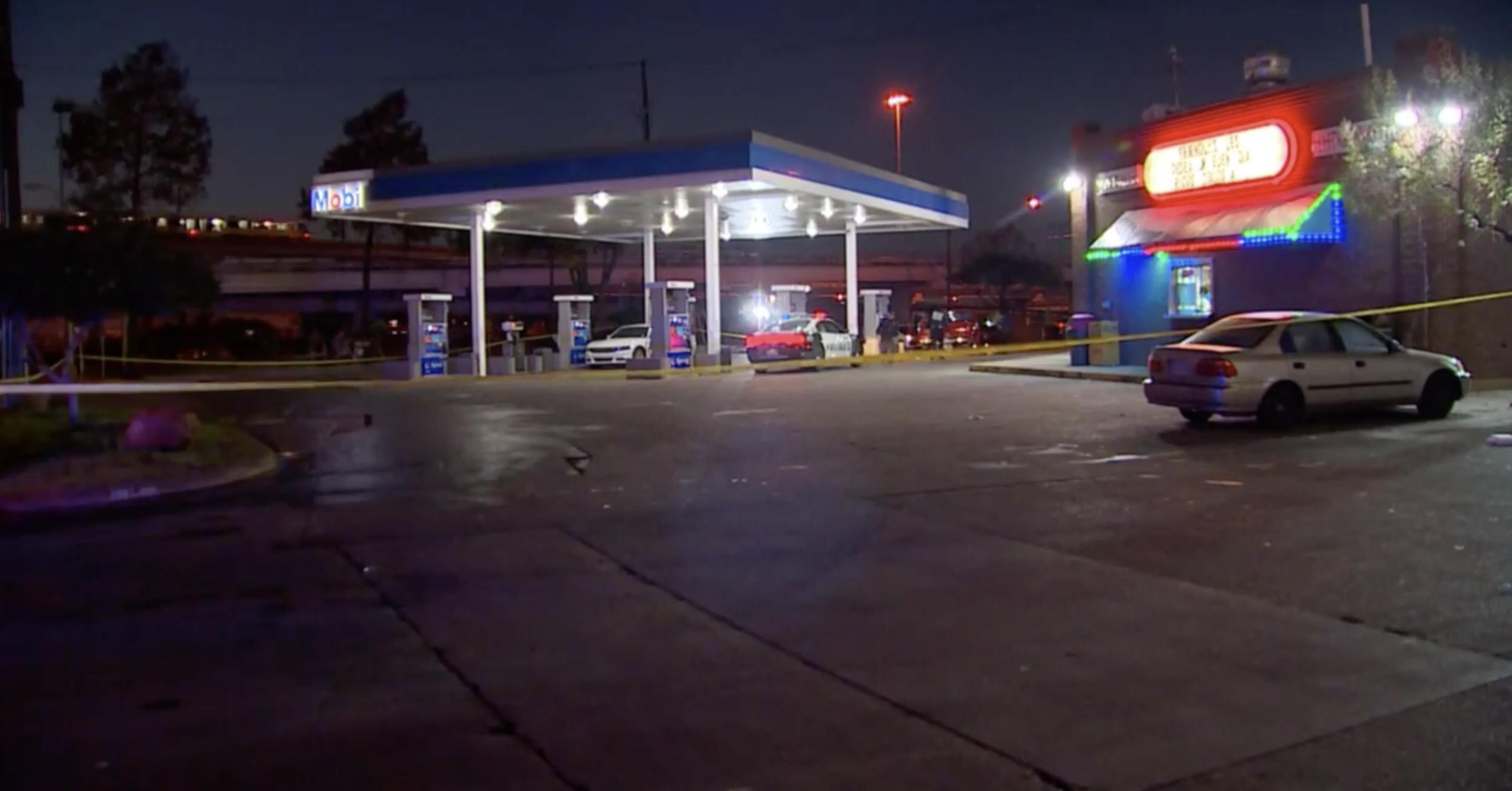 3 injured in shooting at gas station - Garland news - NewsLocker