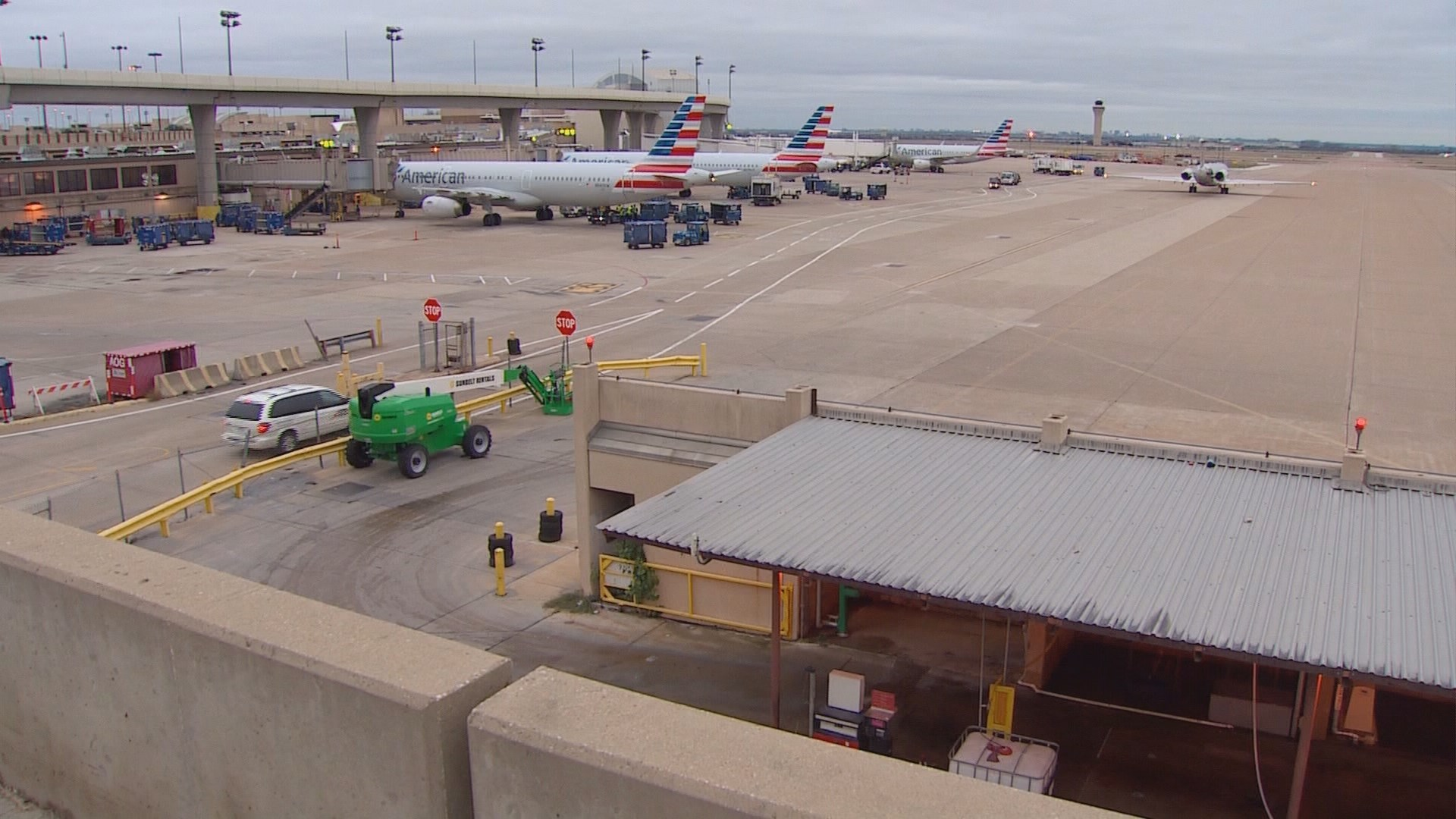 First in the nation, drones to take flight at DFW Airport